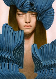 Tran Nguyen's Emotional and Atmospheric Paintings